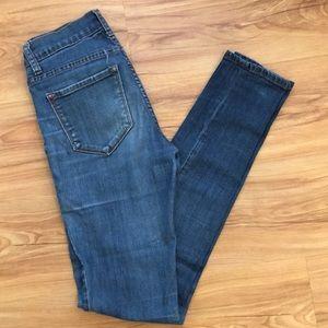 BDG High Waisted Stretch Skinnny Jeans